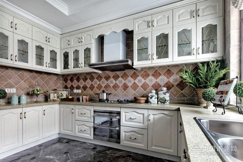 10款家庭厨房装修效果图