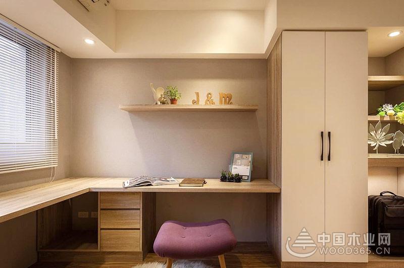 95平米北欧风格两室两厅装修效果图