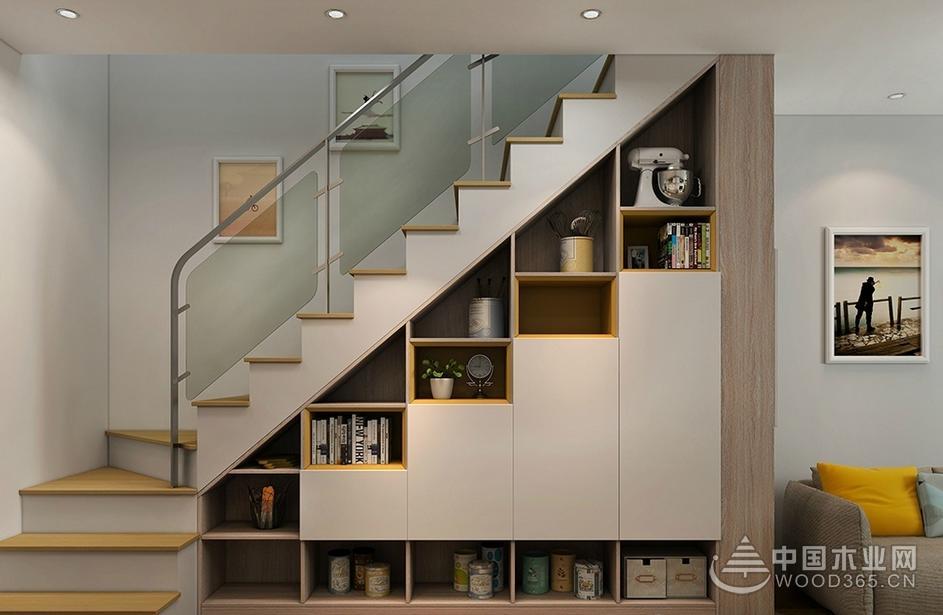 9張樓梯下的儲物空間裝修設計效果圖
