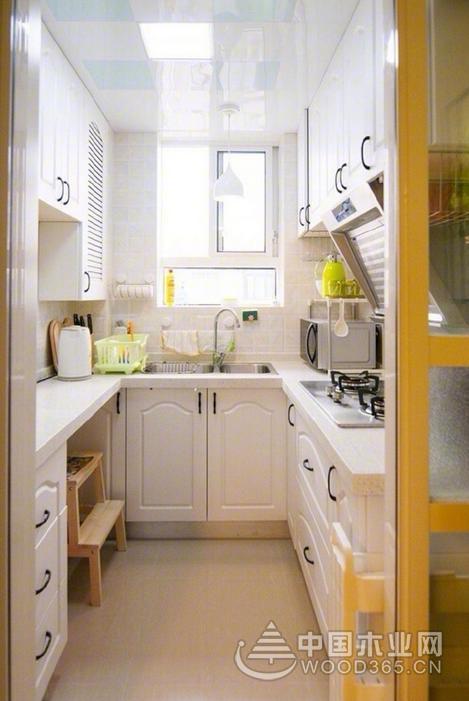 2017年9款小厨房装修效果图