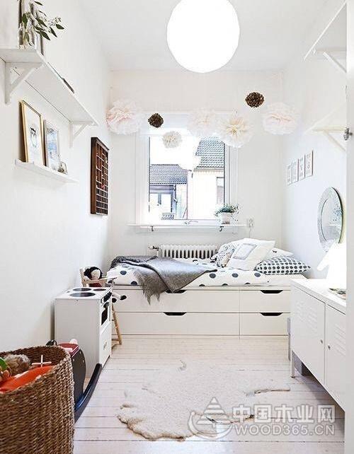 10款卧室榻榻米装修效果图