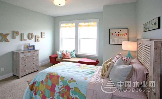 婴儿房间墙壁设计
