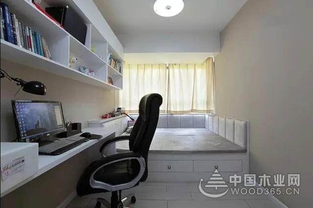 117平方的三室两厅装修效果图