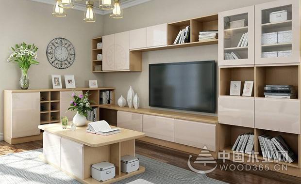 定制家具,满足不同户型节省空间