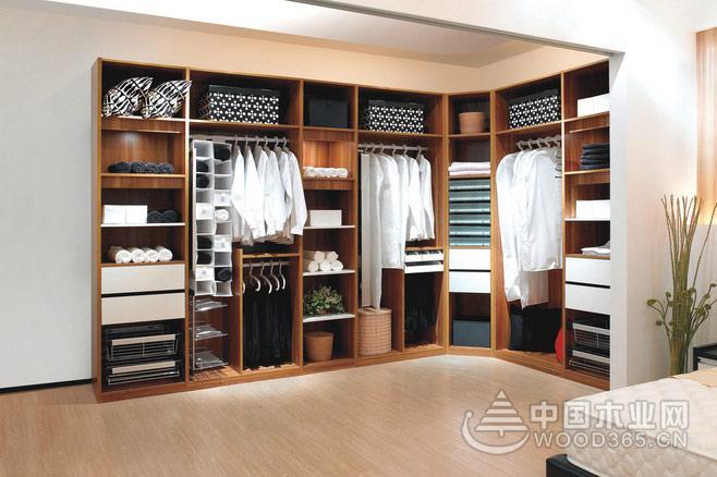 10款卧室衣柜装修效果图