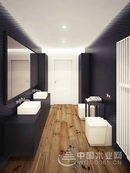 80平方米简欧风复式公寓装修效果图10