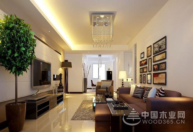 150平米现代简约风格四室二厅装修效果图