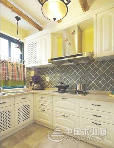 9款地中海风格小厨房装修效果图3