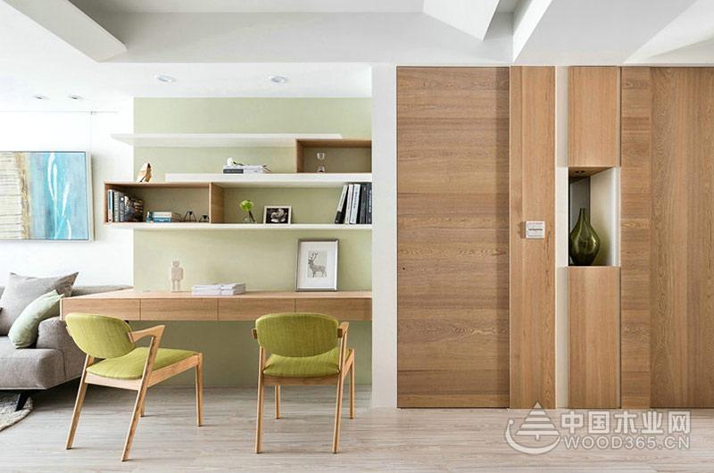 100平米现代北欧风格房屋装修效果图
