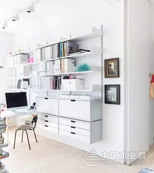 10款小书房装修效果图3