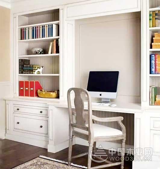 10款小书房装修效果图