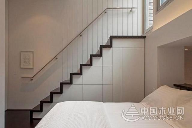 42平米尴尬户型复式公寓装修效果图
