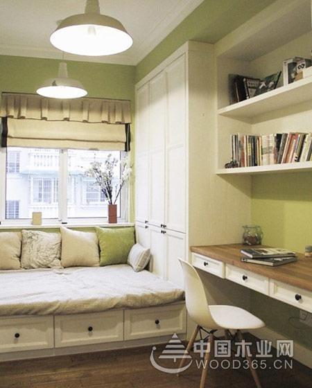 10款小户型小书房装修效果图片3