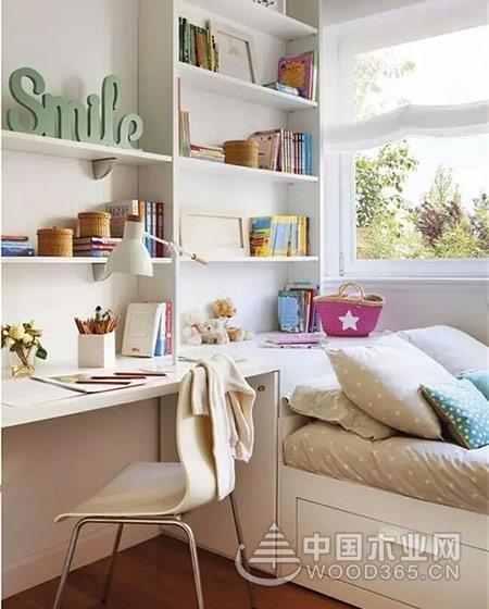 10款小户型小书房装修效果图片5