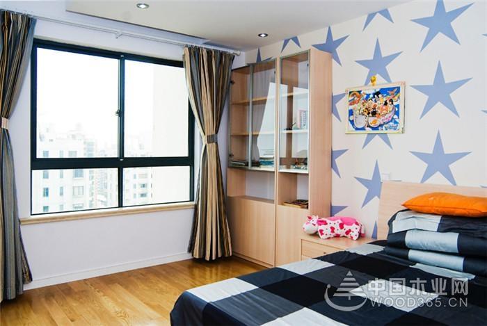 180平米温馨家居设计复式公寓装修效果图