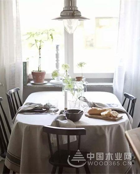 10款厨房餐厅餐桌布置效果图