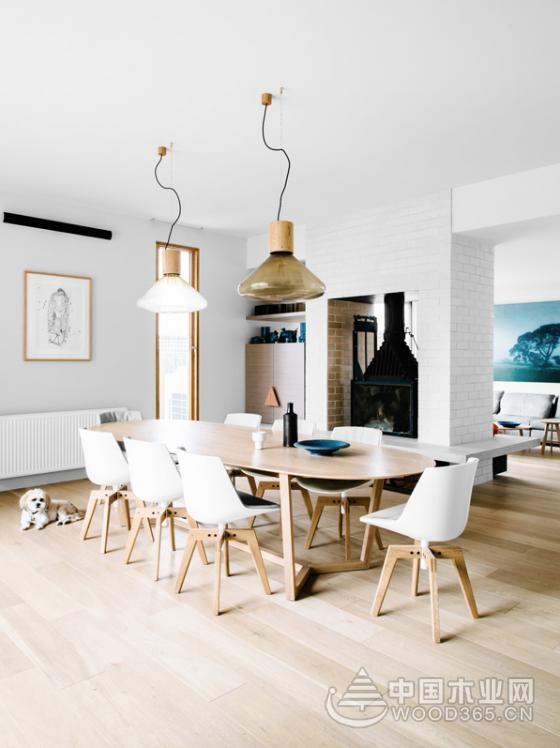 令人愉快且充满个性的家,139平米两房两厅装修效果图
