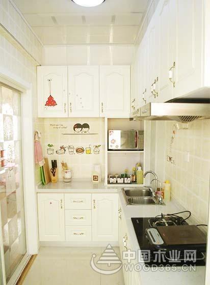 9款簡約風小廚房裝修效果圖