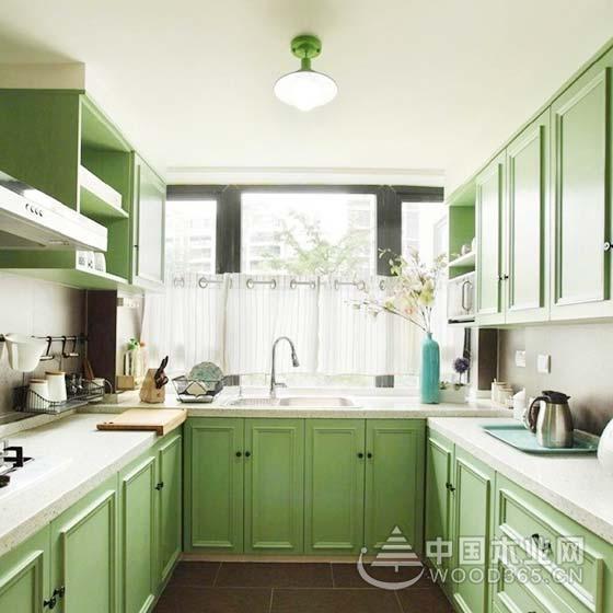 9款简约风小厨房装修效果图
