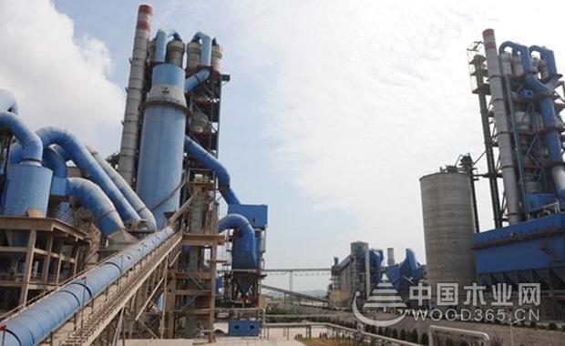 水泥生产工艺流程图和流程步骤