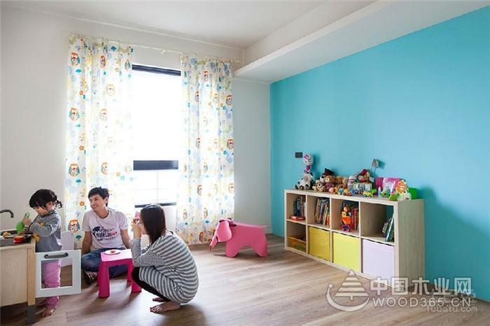 处处充满童趣,132平米三室两厅装修效果图