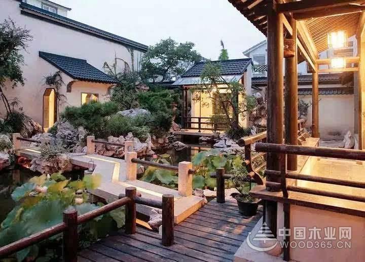 9款别墅入户花园装修效果图