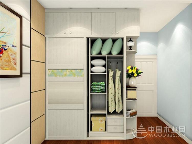 15款定制卧室衣柜装修效果图,总有一款是你喜欢的