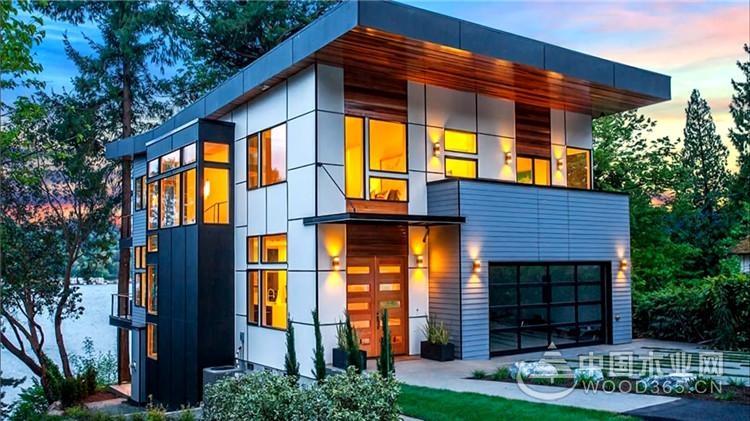 24款西雅图乡村小别墅设计效果图展示,现代时尚