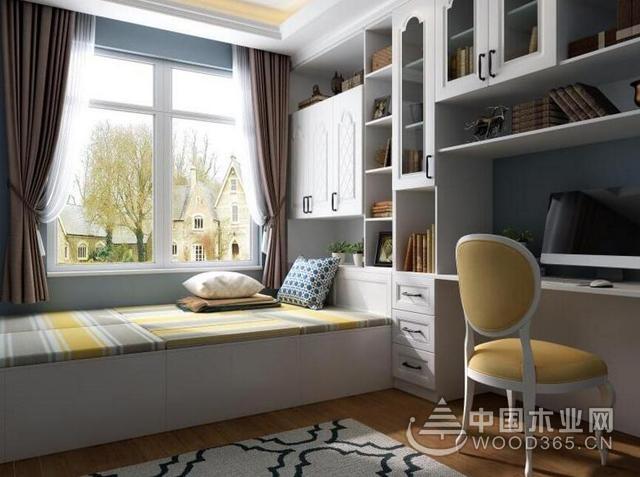 15款小戶型臥室榻榻米裝修效果圖,空間體驗感覺增大不