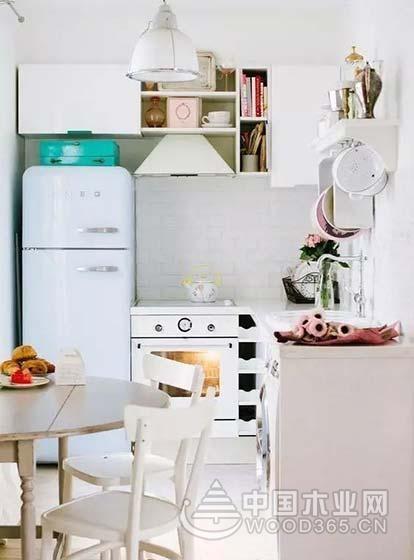 长方形特色,10款小厨房装修效果图