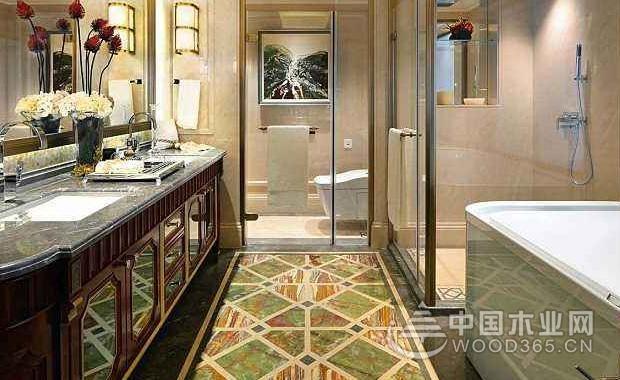 卫生间用什么地砖,卫生间地砖铺贴方法