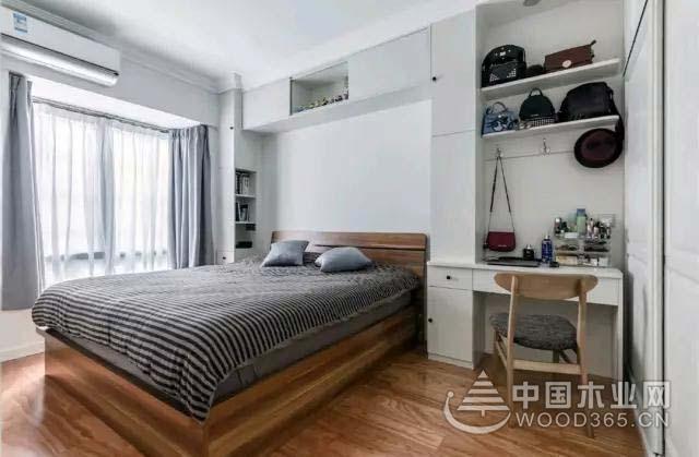 10款卧室小书房装修效果图,多功能空间更便利
