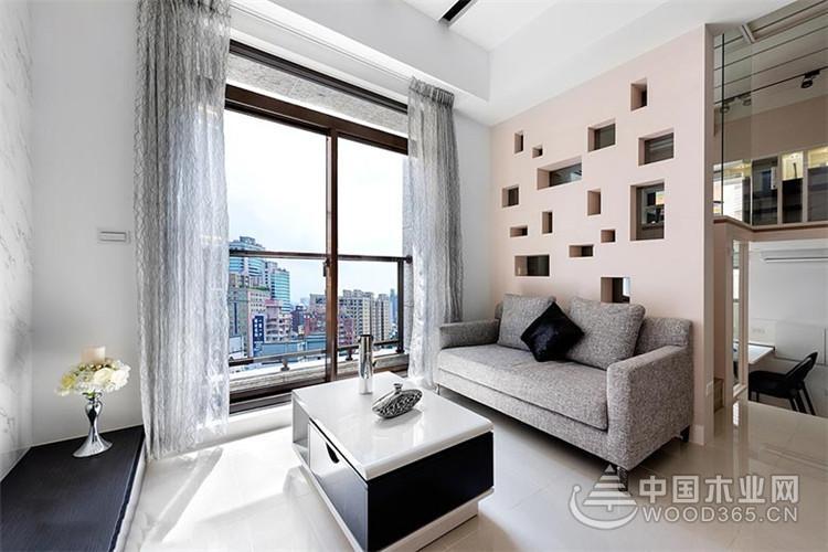 休闲放松好环境,10款现代风格客厅装修效果图