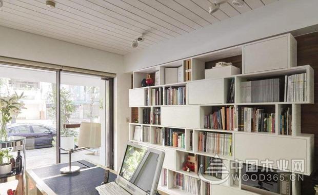 书柜尺寸标准规格和书柜定做注意事项