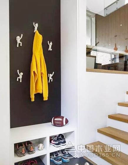 家庭空间过度的地方,10款进门玄关装修效果图