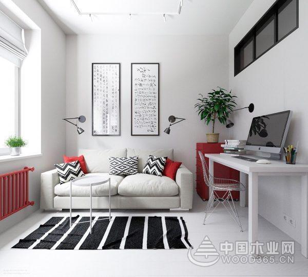 10款简约风格小客厅装修图片