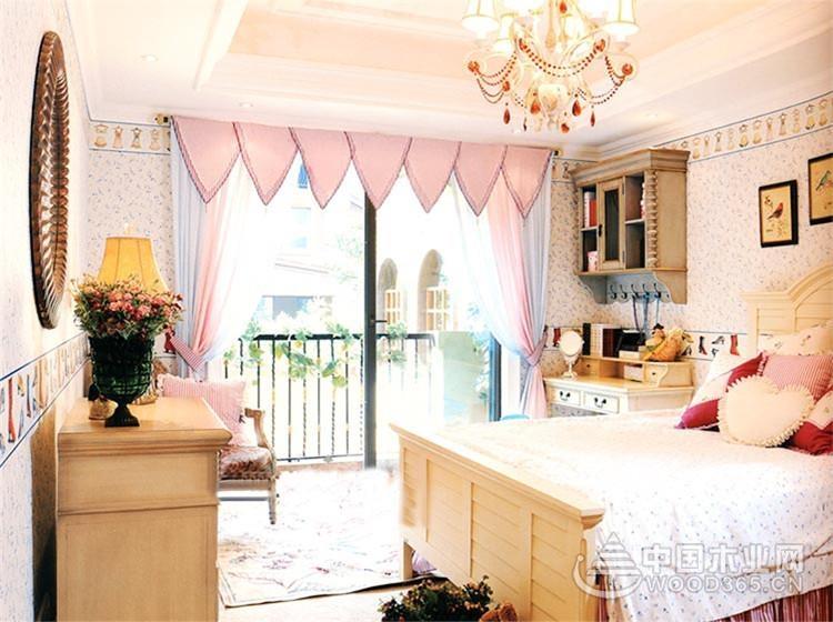 10款小公主儿童房装修效果图,用装饰也可以同样可爱顽皮