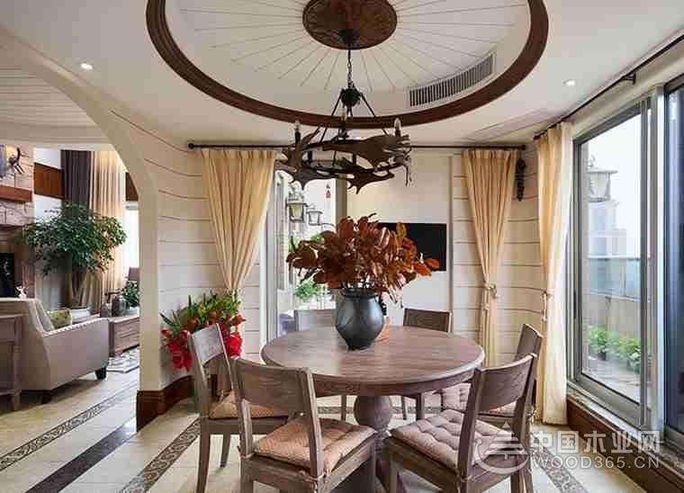 温馨有味欧式别墅装修效果图片,豪华气派