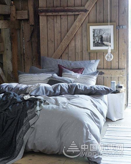 10款复古卧室设计图,舒舒服服的享受个人时光