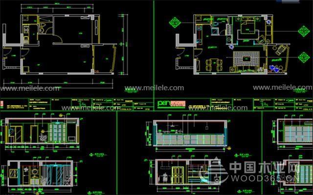 导购 装修资讯 正文       如果房屋是左右对称的,那么立面图和背立面