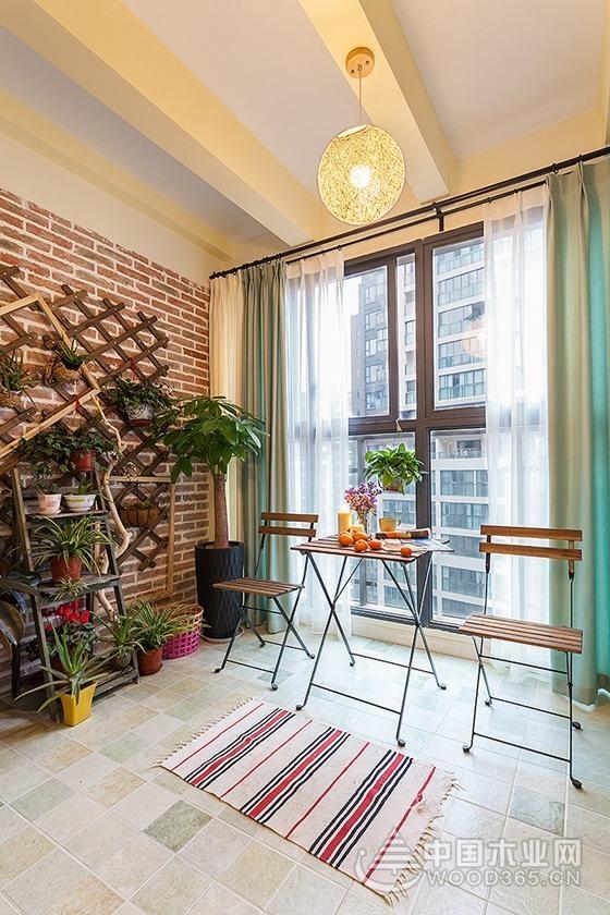 年轻人最爱的家,90平米宜家家居装修效果图