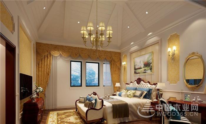 20款不同的婚房卧室装修布置方案,一饱眼福