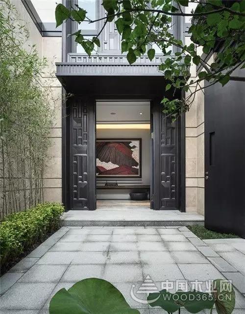 24款新中式別墅大門效果圖,喜歡中國文化
