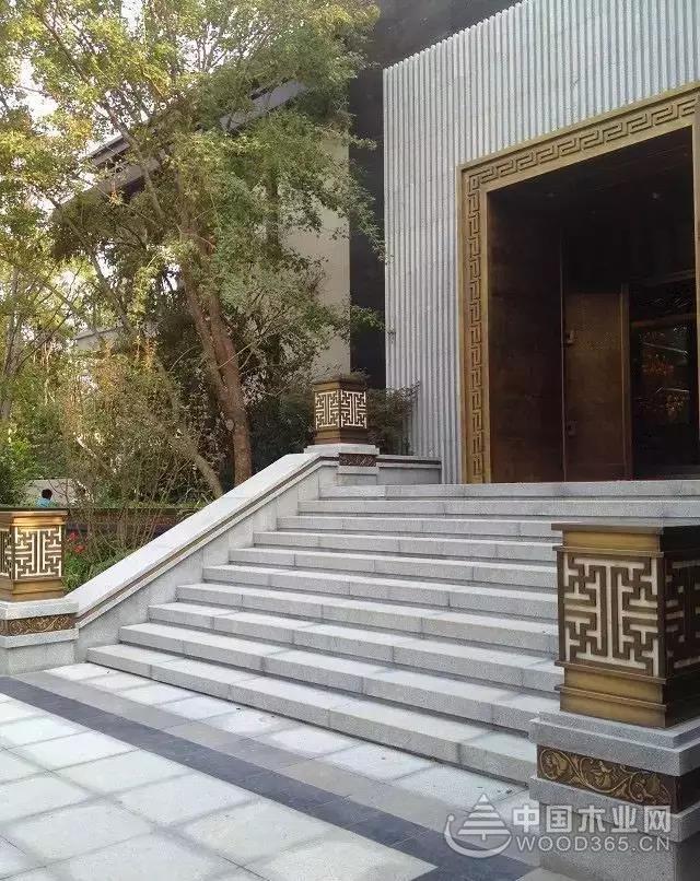 24款新中式别墅大门效果图,喜欢中国文化