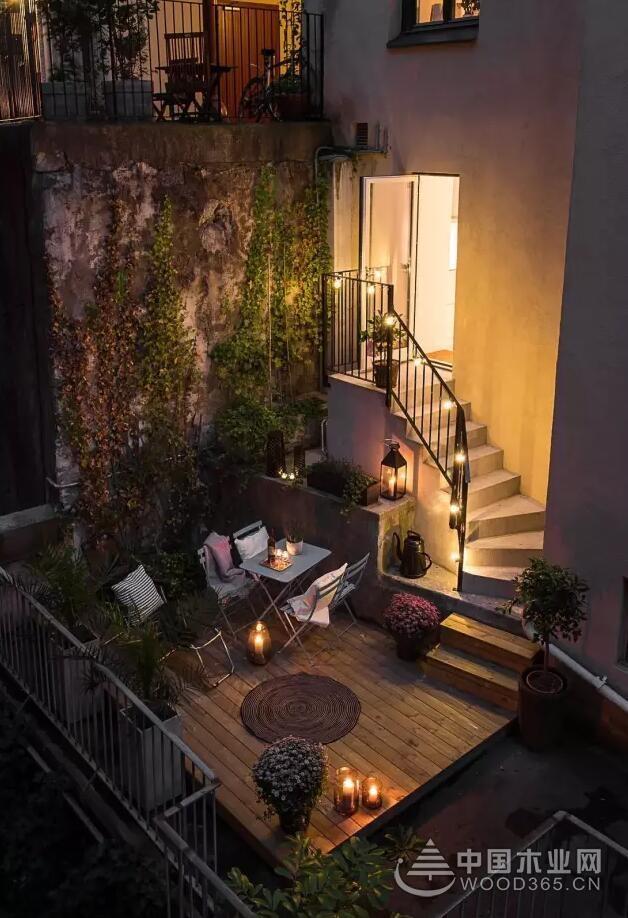 农村可以模仿的小院,17款入户花园装修效果图