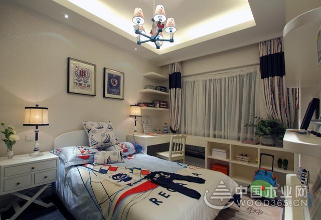 20款女生卧室设计效果图,不同的色彩展示的是不一样的装修效果