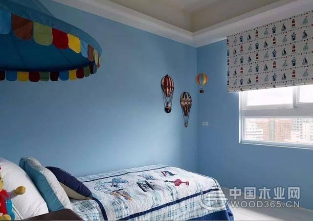 165㎡美式乡村风格效果图,拱形门、文化砖、百叶窗