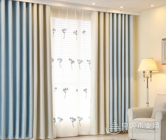 窗簾是窗戶的靈魂,33款臥室窗簾效果圖