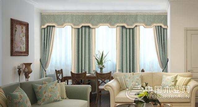 窗帘是窗户的灵魂,33款卧室窗帘效果图
