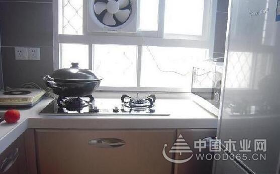 厨房排风扇安装和选购方法